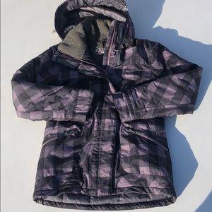 Turbine Boardwear Snowboarding jacket in purple